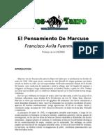 Avila, Francisco - El Pensamiento de Marcuse