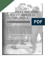 De Atenea a Afrodita. La Risa y El Amor en La Culturna Chilena