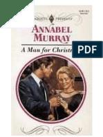 Annabel Murray - A Man for Christmas