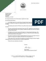 Campos Jack Spade Letter