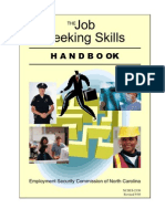 Job Seeking Skills Handbook