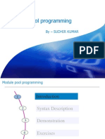 modulepoolprogramming-130227082317-phpapp01
