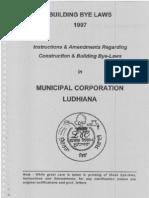 Ludhiana Building Bye Laws