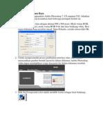 Cara design Web melalui Photoshop