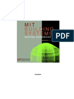 MIT Building Systems Design Handbook