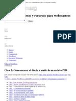 Clase 2_ Cómo encarar el diseño a partir de un archivo PSD _ SummArg