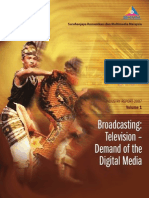 Industry Report - Msian Tv Devpt