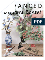 Advanced Origami Bonsai Preview