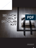 BlackBelt Focus Kit by Samurai Innovation