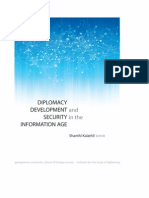 Diplomacy Development Security in the Information Age