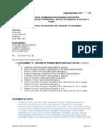 Notice of Default