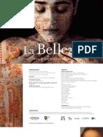 Catálogo exposición La Belleza, una búsqueda sin fin Meh-L'Oréal
