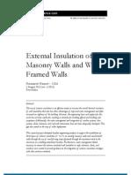 RR-1204 External Insulation Masonry Wood Walls v2013