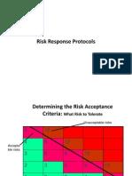 Risk Response Protocols