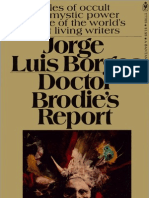 Borges, Jorge Luis Trans. N.T. Di Giovanni - Doctor Brodie's Report - Bantam, 1973