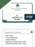 RioZim EGM 2010