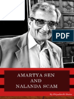 Amartya Sen and The Nalanda Scam by Priyadarshi Dutta