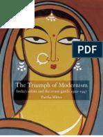 Partha Mitter- The Triumph of Modernism