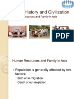 Asian History and Civilization
