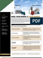 Marine Pump System