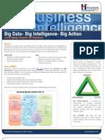 Big Data- Big Intelligence- Big Action