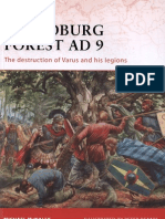 [Osprey] Campaign - 228 - Teutoburg Forest AD 9 - The Destruction of Varus and His Legions (E-book)