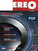 Stereo&Video 09 1999