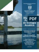 Manual de Ecologia de Poblaciones y Comunidades