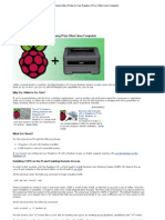 How to Add a Printer to Your Raspberry Pi (or Other Linux Computer)