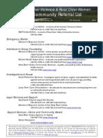 IPV Brochure 5_Community Referrals