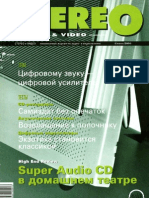 Stereo&Video 06 2001