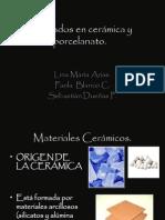 Acabados en cerámica y porcelanato