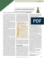 Regulation Must Be Revolutionized