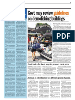 thesun 2009-06-01 page03 govt may review guidelines on demolishing buildings