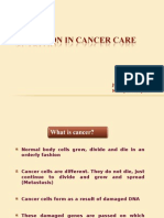 Nutrition in Cancer Care2