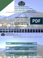 Ciudades Sostenibles - Rosa Maria Chacón