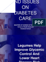 Trends and Issues on Diabetes Care