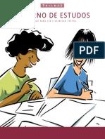 Caderno de Estudos-Trilhas Para Ler e Escrever Textos