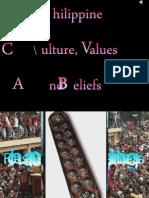 filipino values Presentation