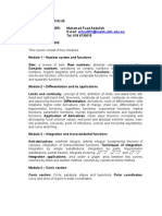JIM101 Academic Planner 2010-2011
