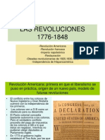 4eso Las Revoluciones