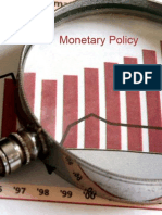 Impact of Monetary Policy
