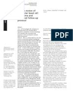5 Years review of periocular basal cell carcinoma and proposed follow-up protocol