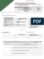 Acuerdos Curriculares Para 21 y 22 de Febrer0 2013