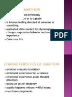 Emotion Presentation