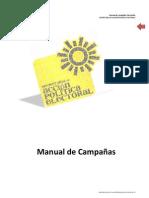 Manual Campanas