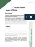 Auditoria Interna e Externa