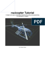 Helicopter Tutorial Unity 3 d