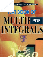 Text Book of Multiple Integrals by a.K. Sharma