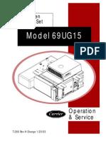 Genset Ops Manual 69UG15